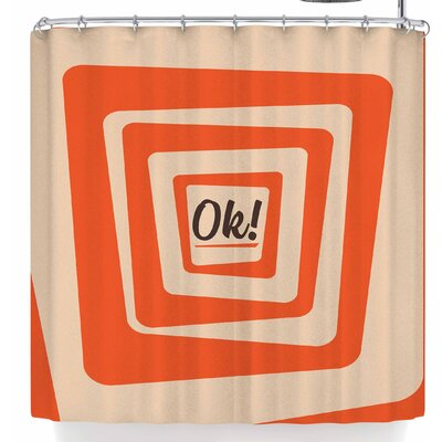 Roberlan So Ok Shower Curtain