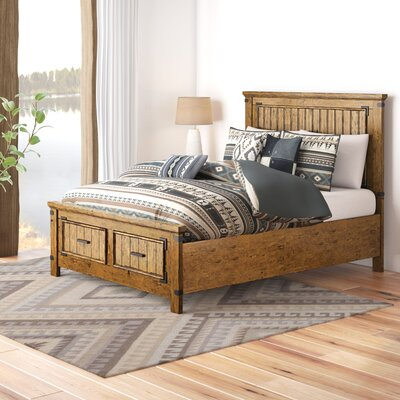 Hartford Platform Bed Size: Queen