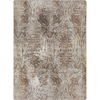 One-of-a-Kind Jonah Hand Woven Antique Taupe Area Rug Rug Size: Rectangle 78 x 109