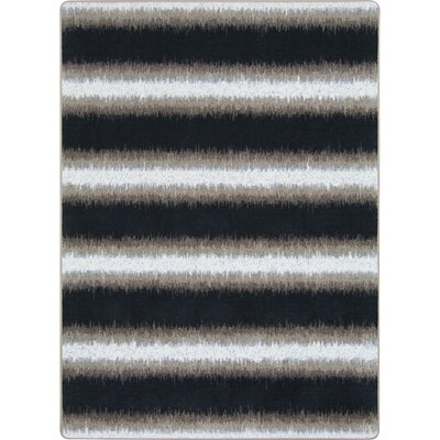 One-of-a-Kind Frasher Hand Woven Black/White Area Rug Rug Size: Rectangle 54 x 78