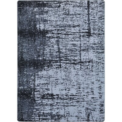 One-of-a-Kind Canup Hand Woven Charcoal Area Rug Rug Size: Rectangle 78 x 109