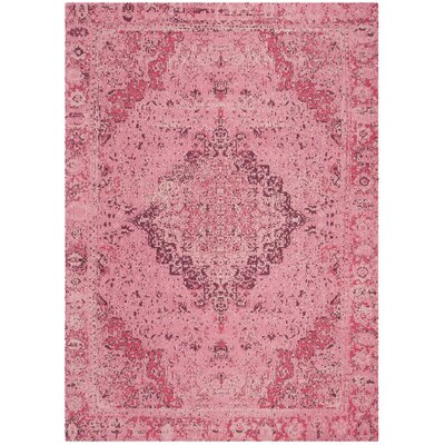 Chenault Fuchsia Area Rug Rug Size: Rectangle 8 x 10