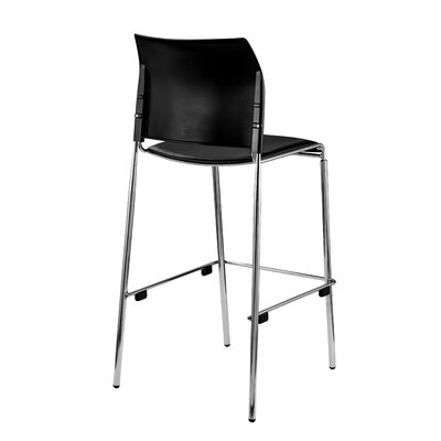 Cafetorium 31 Bar Stool (Set of 4) Seat Material: Vinyl