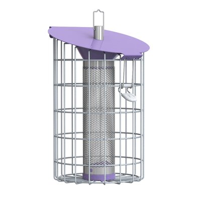 Roundhaus Thistle Decorative Bird Feeder RNDJ01