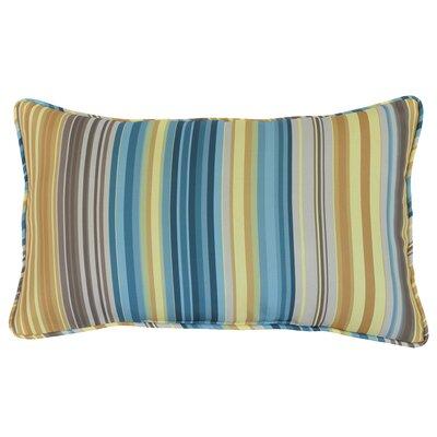 Brownlee Indoor/Outdoor Throw Pillow Size: 12 x 20