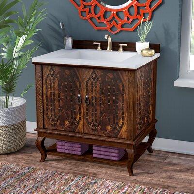 Dabria 31 Single Bathroom Vanity Set