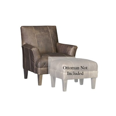 Marcell Club Chair Upholstery: Tenby Putty, Finish: Drftwood