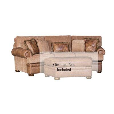 Bedingfield Sofa Upholstery: Englehart Rustone