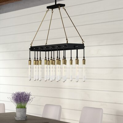 Romane 16-Light Mini Chandelier