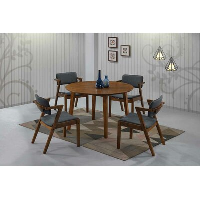Lessman 5 Piece Dining Set