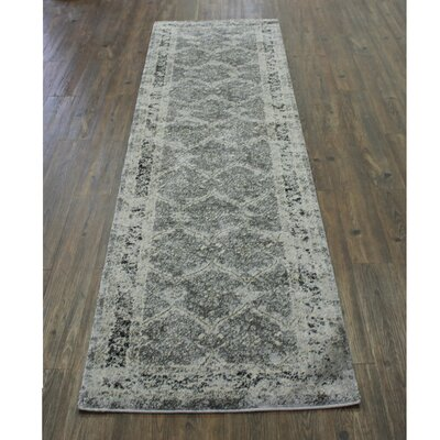Wootton Gray/Beige/Tan Area Rug