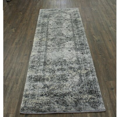 Wootton Gray/Beige/Brown Area Rug