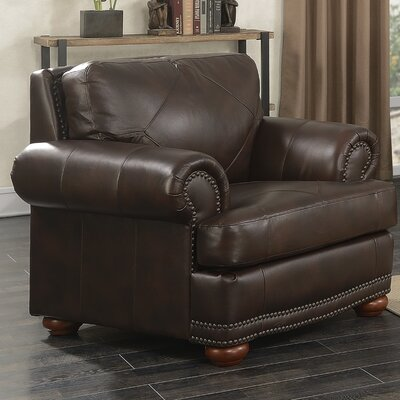 Bednarek Premium Leather Club Chair