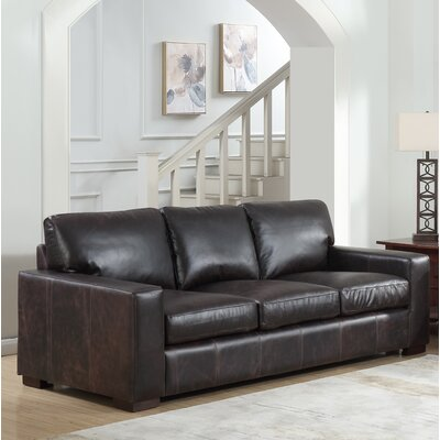 Chiasson Leather Sofa