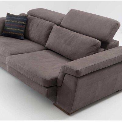 Crittenden Sofa Upholstery: Gray