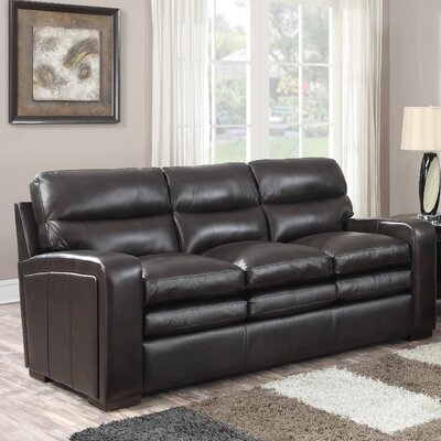 Womac Leather Sofa