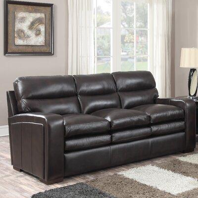 Womac Leather Sofa