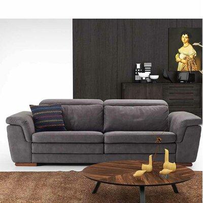 Crittenden Loveseat Upholstery: Beige
