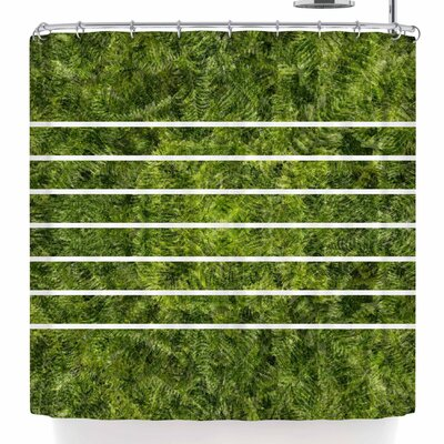 Trebam Paprat Shower Curtain