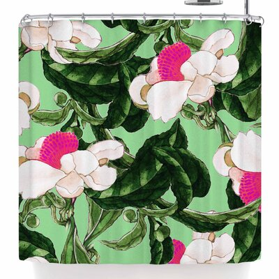 Royal Florals Shower Curtain
