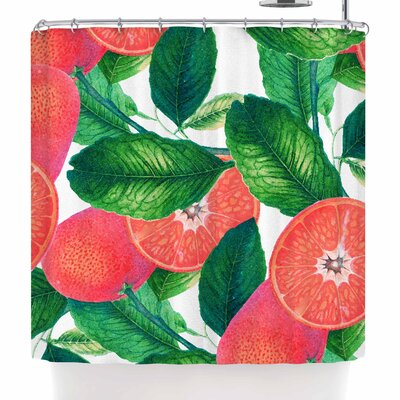 Forbidden Fruit Shower Curtain