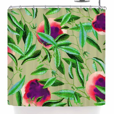 Bon Vivant Shower Curtain