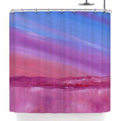 Viviana Gonzalez Improvisation 41 Shower Curtain