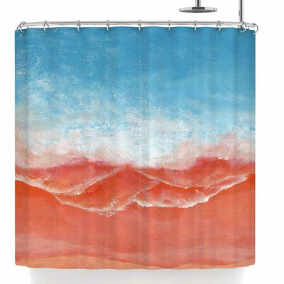 Viviana Gonzalez Improvisation 38 Shower Curtain