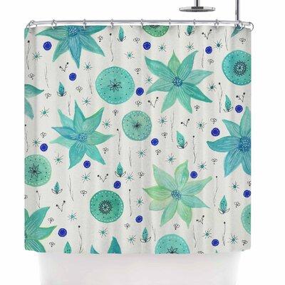 Viviana Gonzalez Spring Vibes Vi Shower Curtain