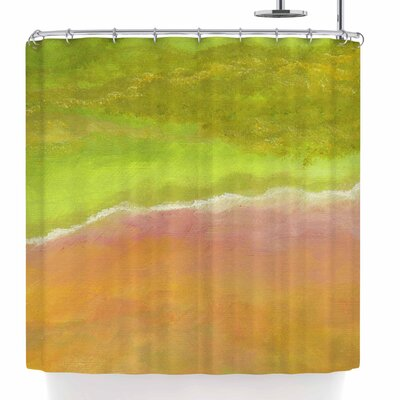 Viviana Gonzalez Improvisation 45 Shower Curtain