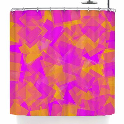 Trebam Papir Shower Curtain