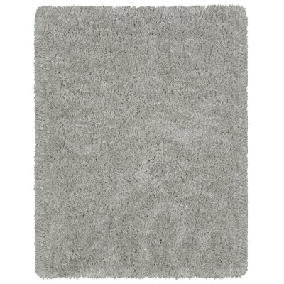 Costantino Fuzzy High Pile Gray Area Rug Rug Size: Rectangle 53 x 7