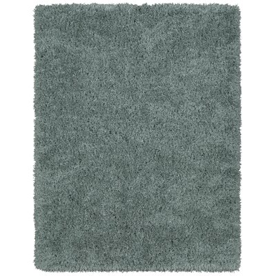 Costantino Fuzzy High Pile Sage Green Area Rug Rug Size: Rectangle 53 x 7