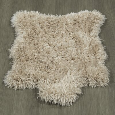 Costantino High Pile Beige Area Rug