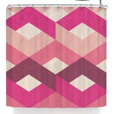 Tobe Fonseca Fancy Shower Curtain