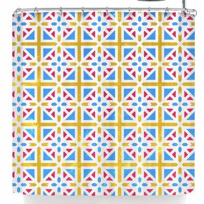 Tobe Fonseca Portugal Rgb Shower Curtain