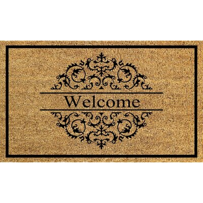 Bellin PVC Back Printed Doormat