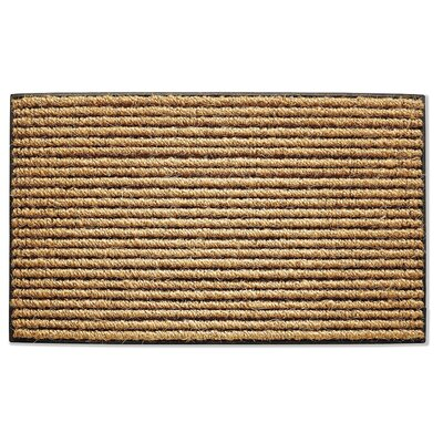 Canipe Coir Loop Doormat Mat Size: Rectangle 1 5 x 2 5