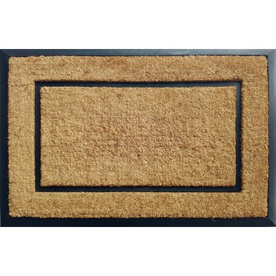 Beason Doormat Mat Size: Rectangle 2 x 3