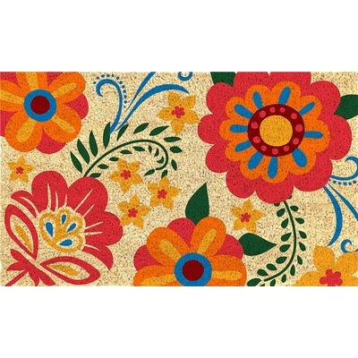 Maughan PVC Back Printed Doormat