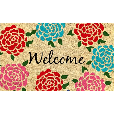 Mauch PVC Back Printed Doormat