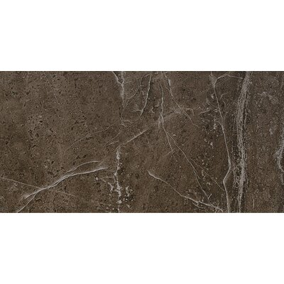 Colmar 12 x 24 Porcelain Field Tile in Brown