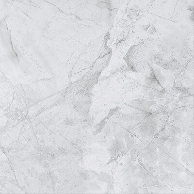 Colmar 13 x 13 Porcelain Field Tile in Silver
