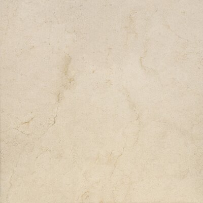 Tosca 13x13 Porcelain Tile in Crema