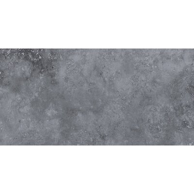 Caruth 12x24 Porcelain Tile in Charcoal