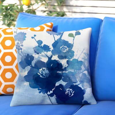 Granville Outdoor Throw Pillow Size: 16 H x 16 W x 4 D