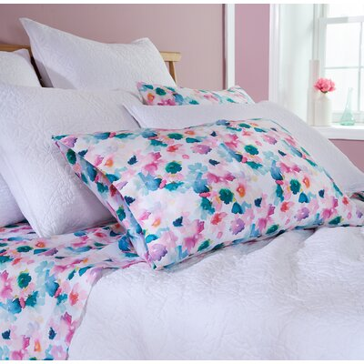 Sanna and North Garden Pillowcase Size: Standard