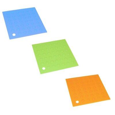 Silicone Heat Resistant Non-Slip Pad Coaster 317909F75FB7403691B28CF9DCBDABE7
