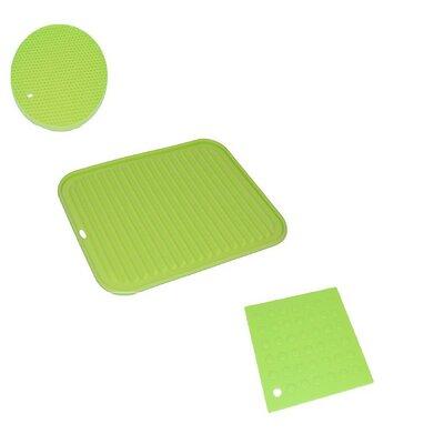 Silicone Non Stick Heat Resistant Coaster 5FB31355A9A84A39B982371400DC33DE