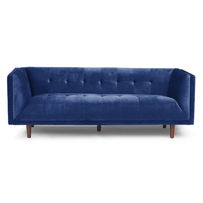 Ferrao Chesterfield Sofa Upholstery: Sapphire